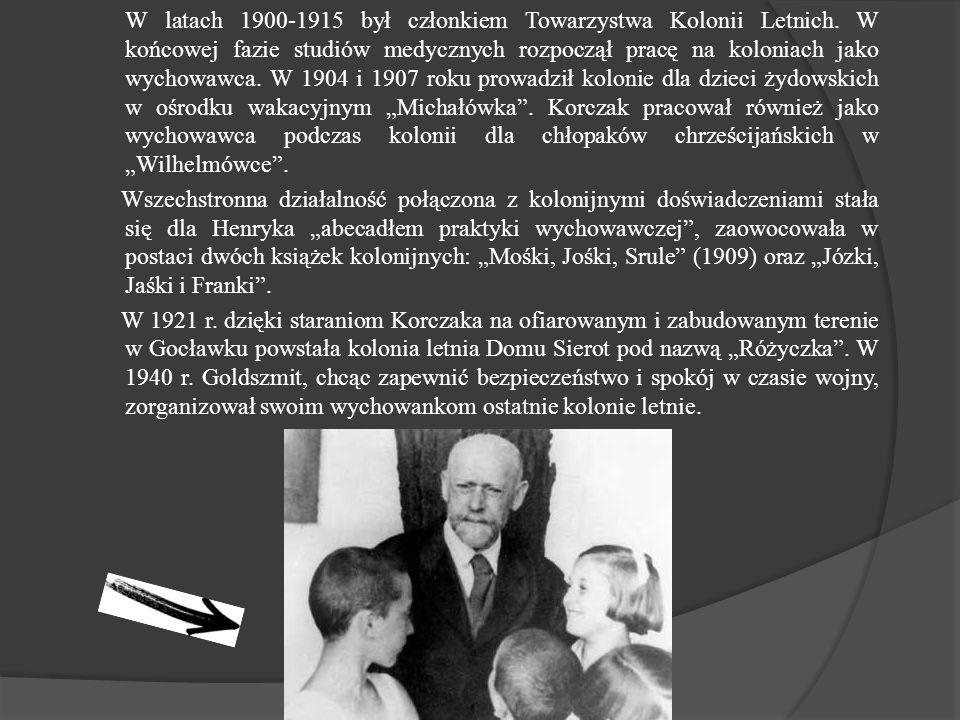 Dlaczego powinniśmy pamiętać o Januszu Korczaku.