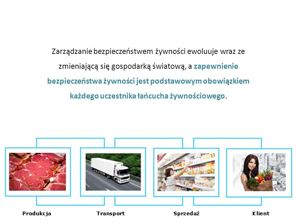 Bezpieczeństwo żywności zapewniają głównie działania prewencyjne, m.in.