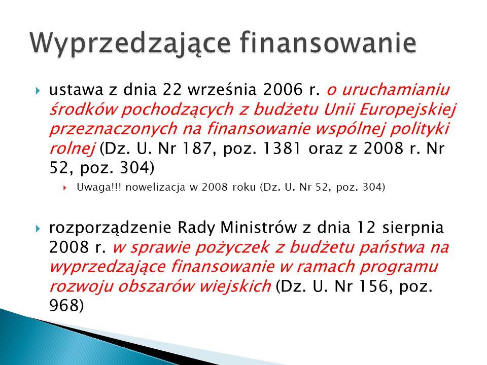  ustawa z dnia 22 września 2006 r.