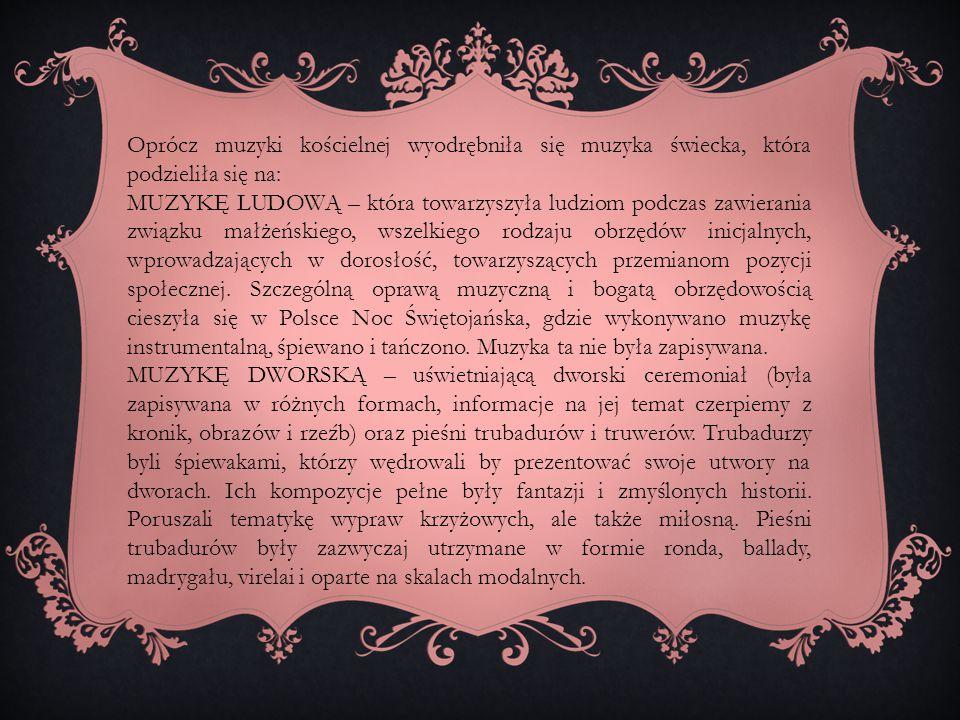Achille-Claude Debussy ‒ wykorzystał różne skale muzyczne (skala całotonowa, pentatonika) oraz barwy dźwięku.