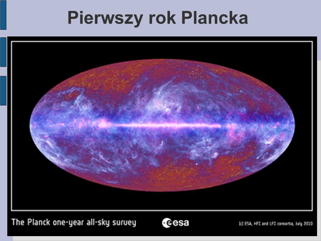 Pierwszy rok Plancka