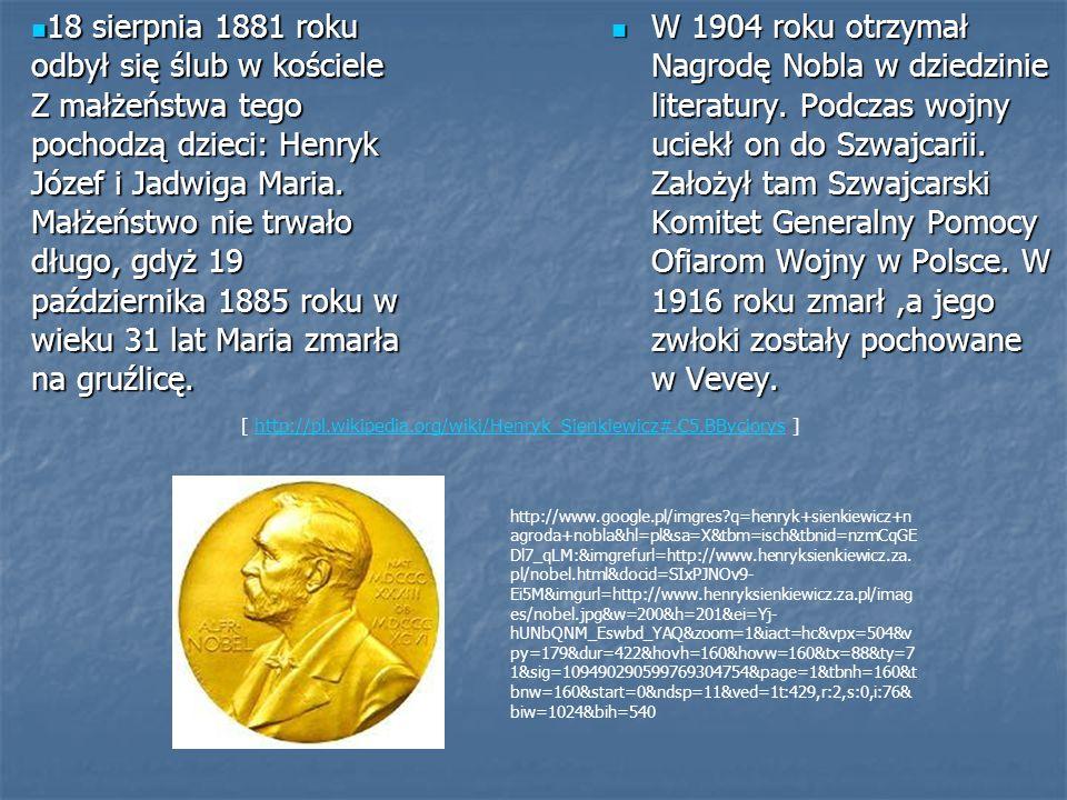 W 1904 roku otrzymał Nagrodę Nobla w dziedzinie literatury.
