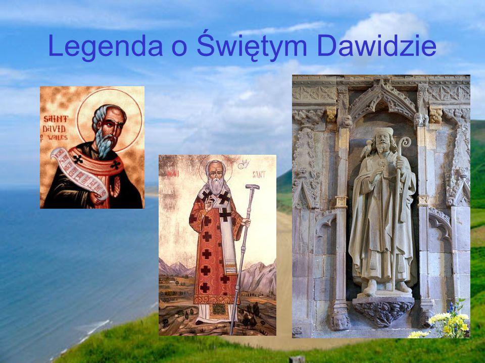 Legenda o Świętym Dawidzie