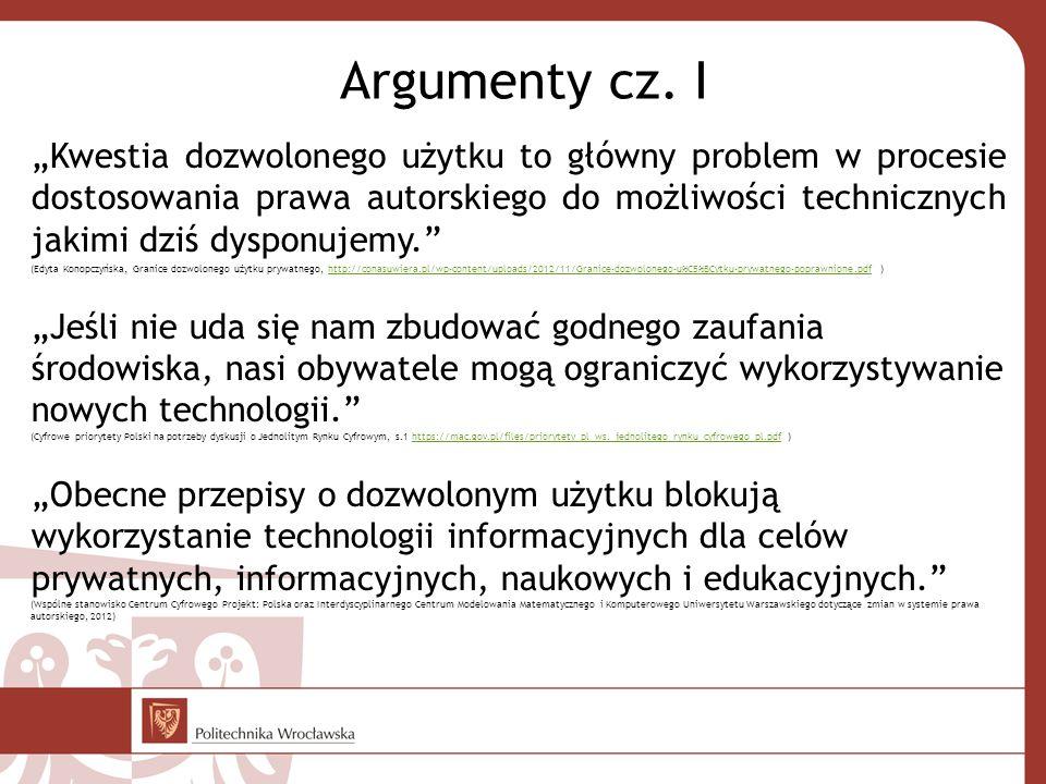 Argumenty cz.