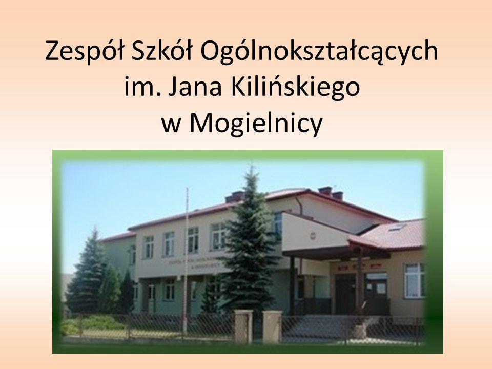 Zespół Szkół Ogólnokształcących im. Jana Kilińskiego w Mogielnicy