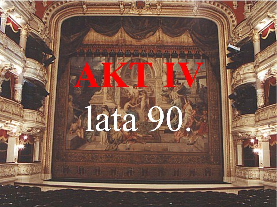 AKT IV lata 90.