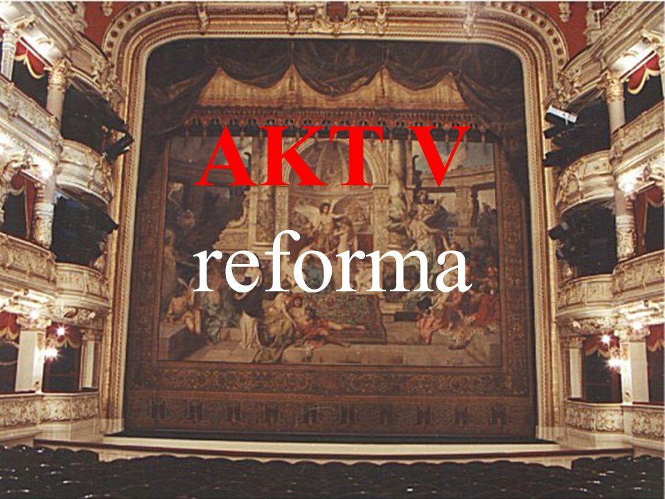 AKT V reforma