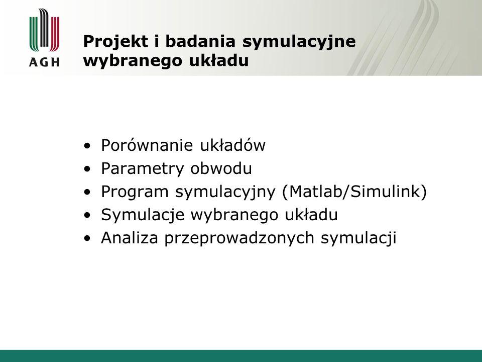 Wnioski Wnioski pojawią się po wykonaniu pracy.
