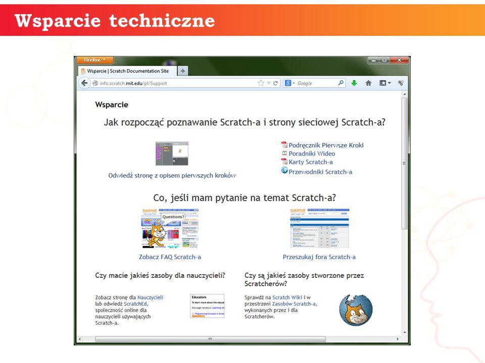 informatyka + 11 Wsparcie techniczne