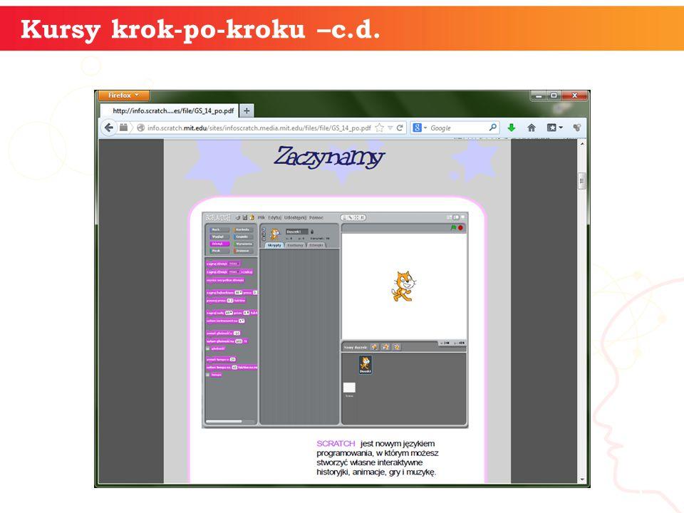 Tworzenie projektu wspierającego naukę Fizyki informatyka + 16 czas na ćwiczenia i projekt w Scratch