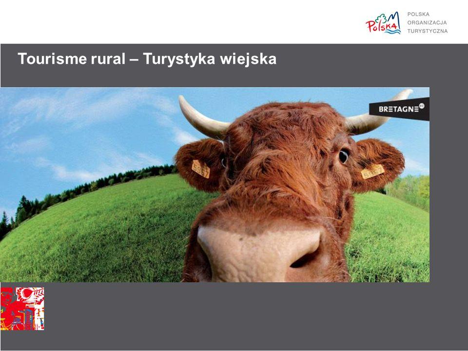 Tourisme rural – Turystyka wiejska