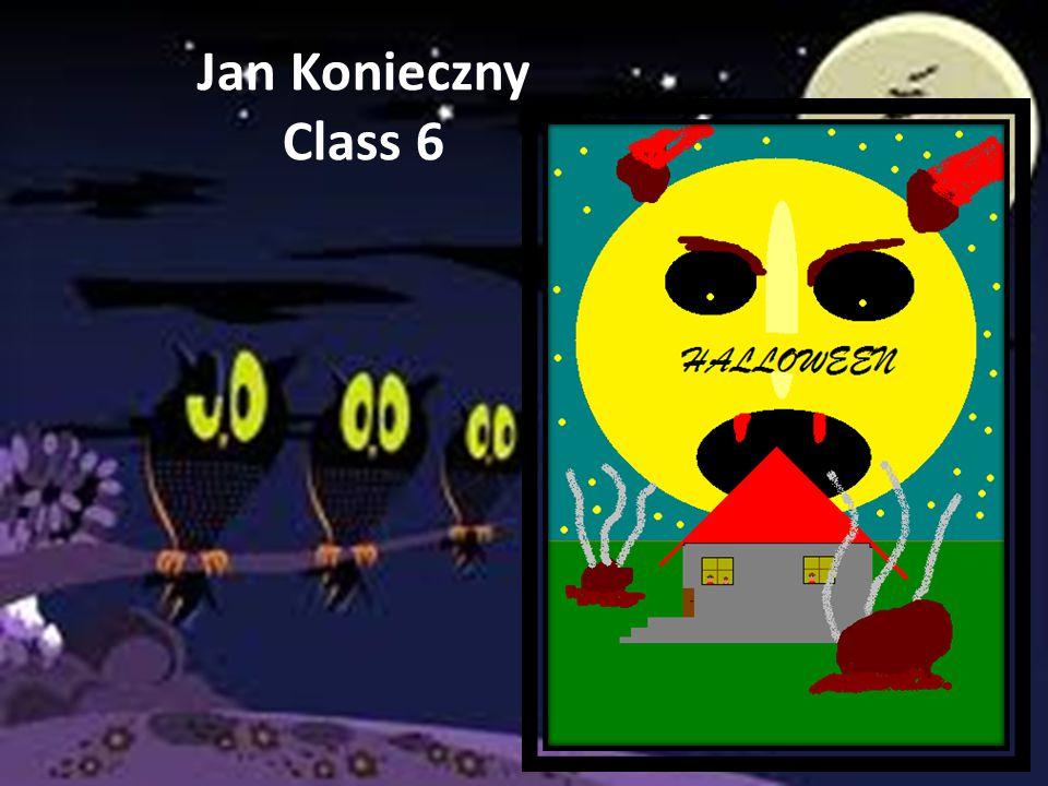 Jan Konieczny Class 6