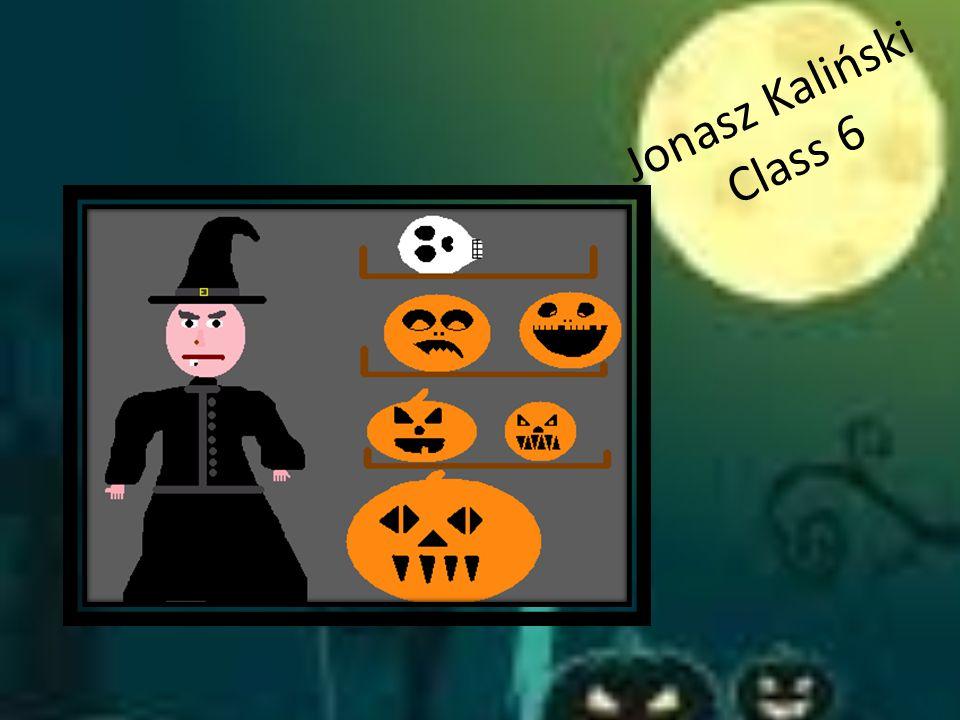 Jonasz Kaliński Class 6