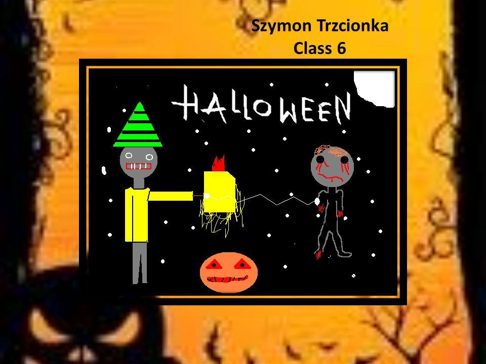 Szymon Trzcionka Class 6