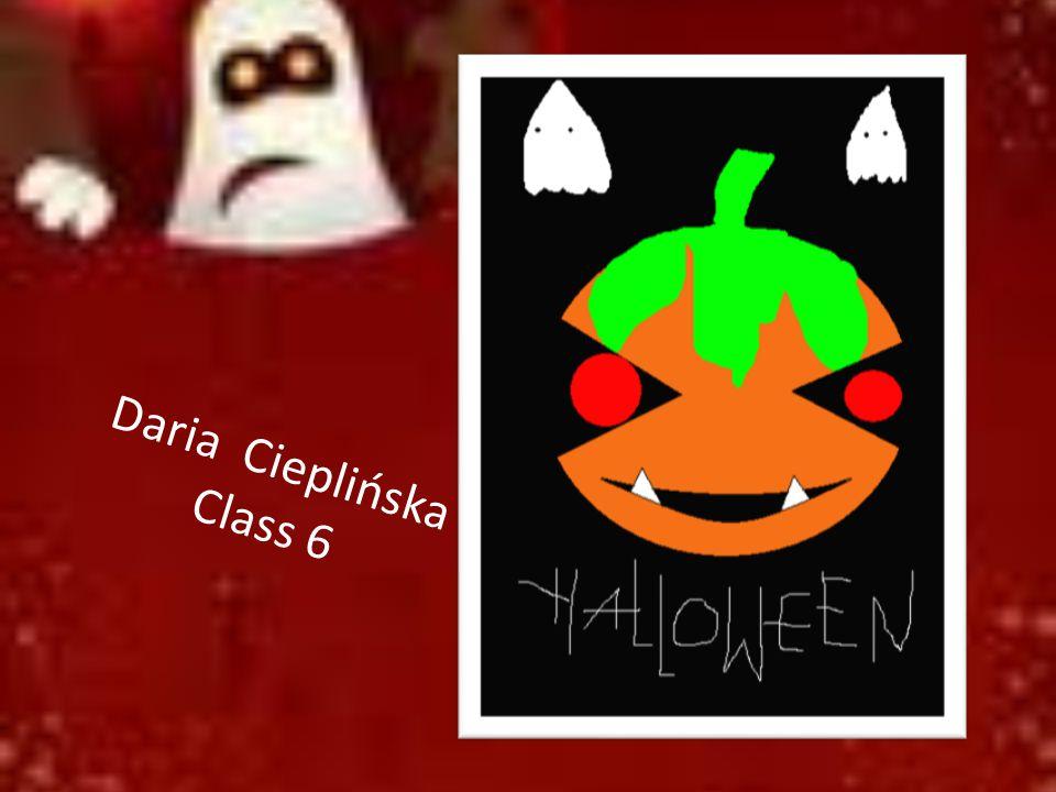 Daria Cieplińska Class 6