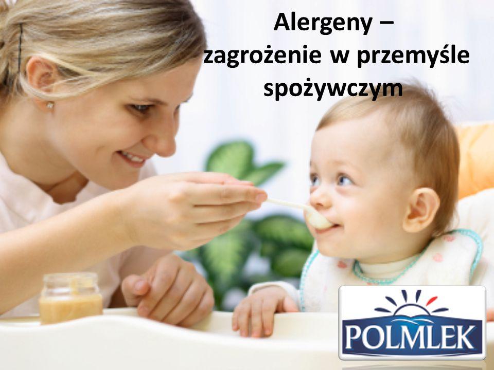 Alergeny – zagrożenie w przemyśle spożywczym
