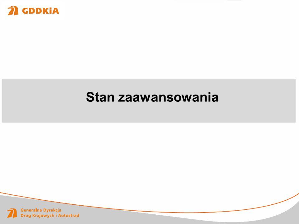 Podział na odcinki realizacyjne – droga S6 lp.odcinekdł.przetargiZaawansowanie przetargu 1Goleniów - Nowogard19,2014.08.2014 I etap zakończony, II etap planowany na kwiecień 2Nowogard - Płoty20,0014.08.2014 I etap zakończony, II etap planowany na kwiecień 3Płoty - węzeł Kiełpino 14,6021.08.2014 I etap w trakcie 4węzeł Kiełpino - węzeł Kołobrzeg Zachód 24,0021.08.2014 I etap w trakcie 5 węzeł Kołobrzeg Zachód - węzeł Ustronie Morskie 14,7021.08.2014 I etap w trakcie 6 węzeł Ustronie Morskie - początek obw.