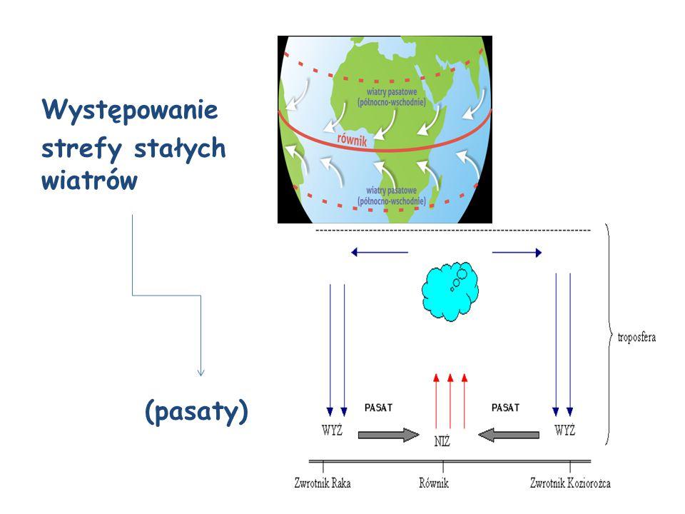 Pływy morskie (przypływy i odpływy) wywołane grawitacyjnym przyciąganiem Księżyca i Słońca