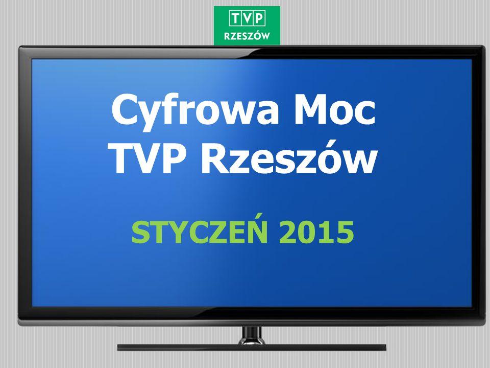 Cyfrowa Moc TVP Rzeszów STYCZEŃ 2015