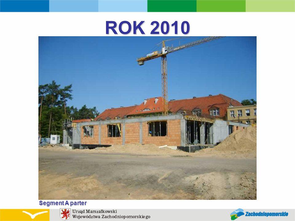 ROK 2010 Segment A parter