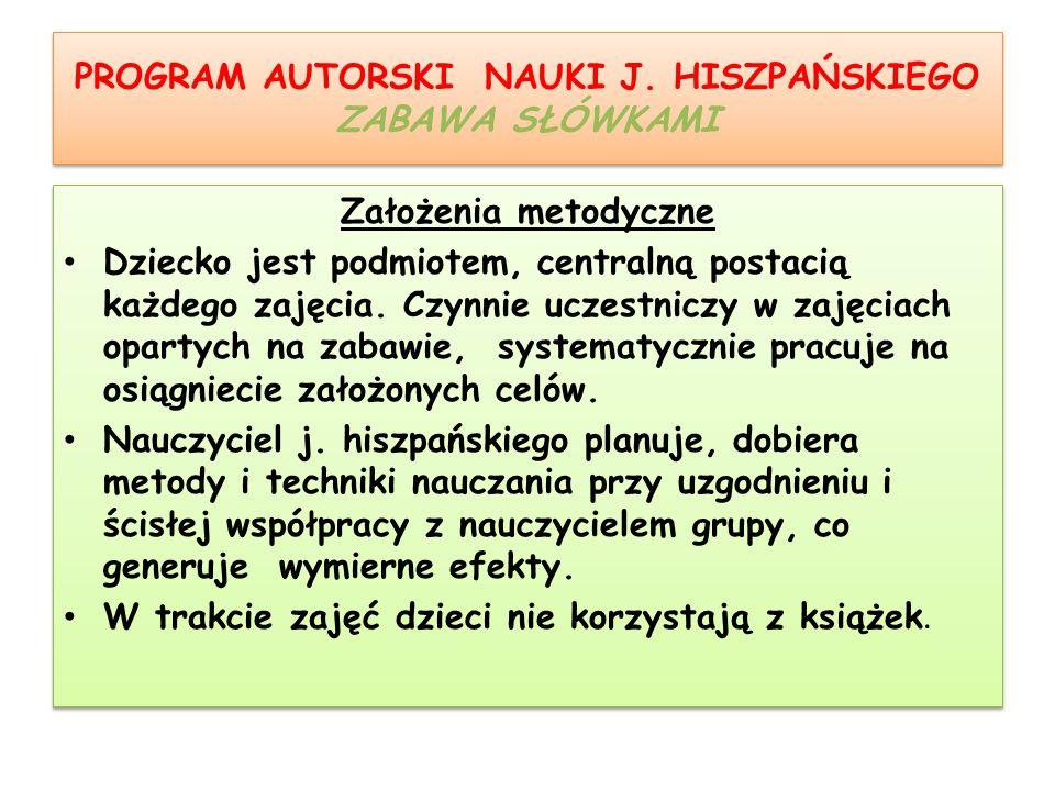 PROGRAM AUTORSKI NAUKI J.