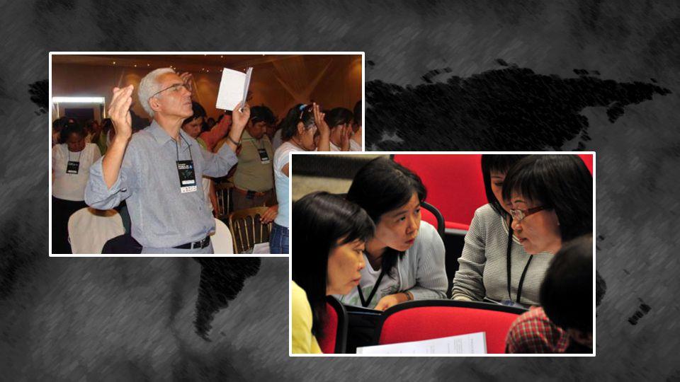 Ewangelia w moim regionie jest głoszona z wielkim oddaniem i zaangażowaniem.