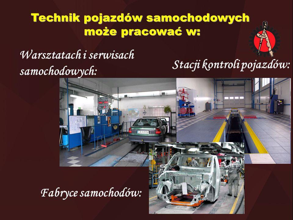 Technik mechanik KWALIFIKACJE W ZAWODZIE Bezpłatne uprawnienia spawalnicze metodą MAG lub TIG !!.