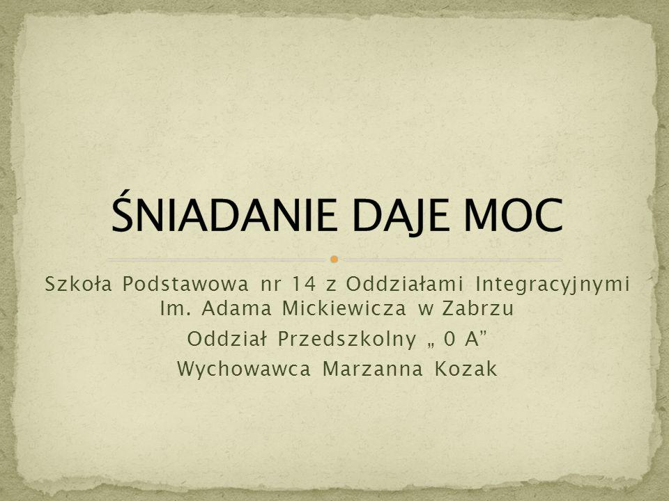 Szkoła Podstawowa nr 14 z Oddziałami Integracyjnymi Im.