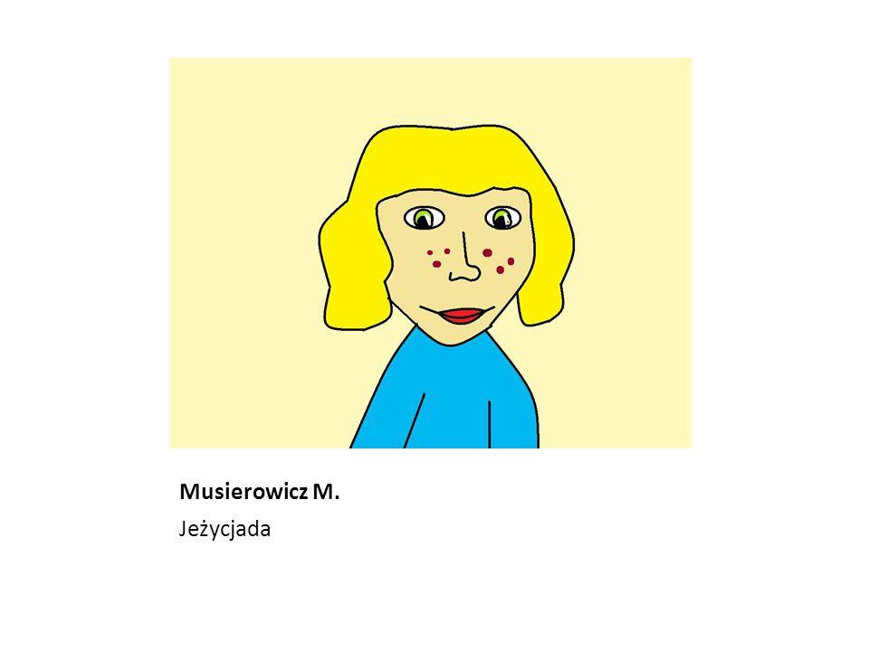 Musierowicz M. Jeżycjada