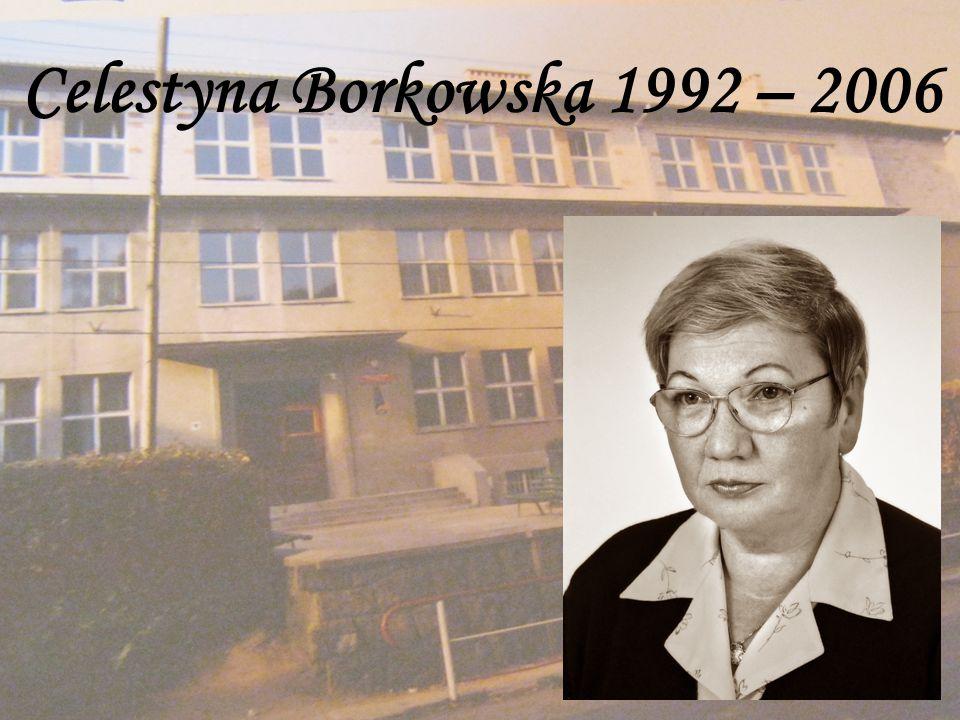 Celestyna Borkowska 1992 – 2006
