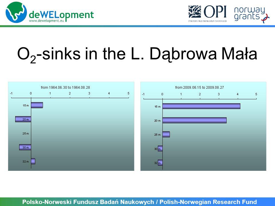 Polsko-Norweski Fundusz Badań Naukowych / Polish-Norwegian Research Fund Classification of Primary Productivity of a Lake (1968)