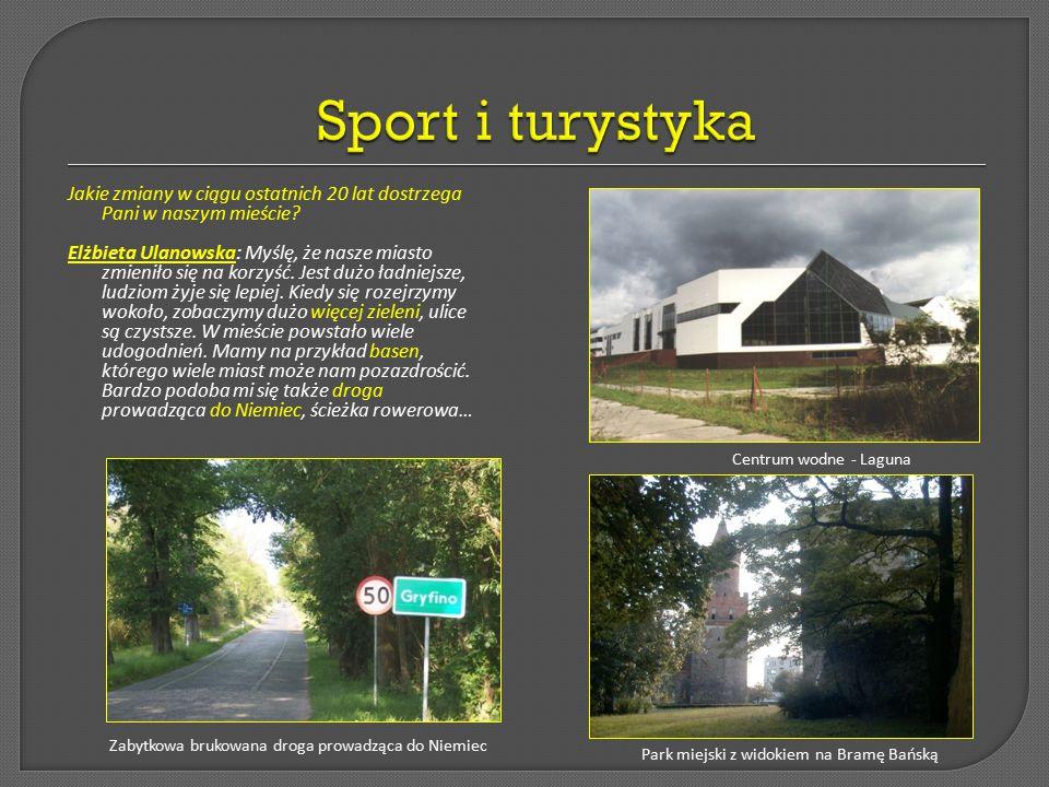 Jednym z działań samorządu lokalnego jest renowacja gryfińskich zabytków.