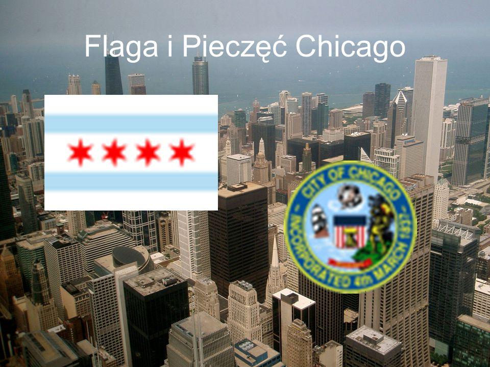 Flaga i Pieczęć Chicago