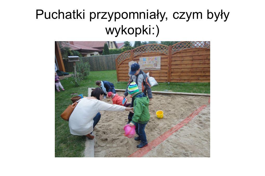 … najważniejsze to dobrze się bawić:)