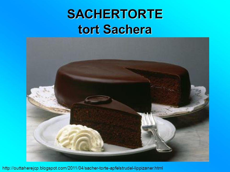 SACHERTORTE tort Sachera http://outtaherejcp.blogspot.com/2011/04/sacher-torte-apfelstrudel-lippizaner.html