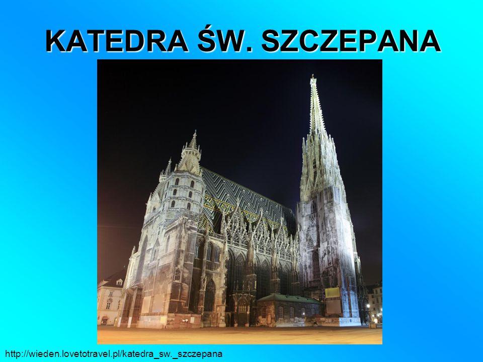 KATEDRA ŚW. SZCZEPANA http://wieden.lovetotravel.pl/katedra_sw._szczepana