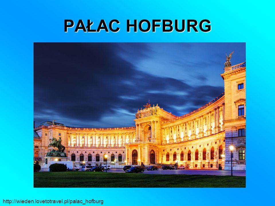 PAŁAC HOFBURG http://wieden.lovetotravel.pl/palac_hofburg