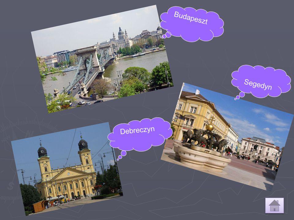 Segedyn Debreczyn Budapeszt