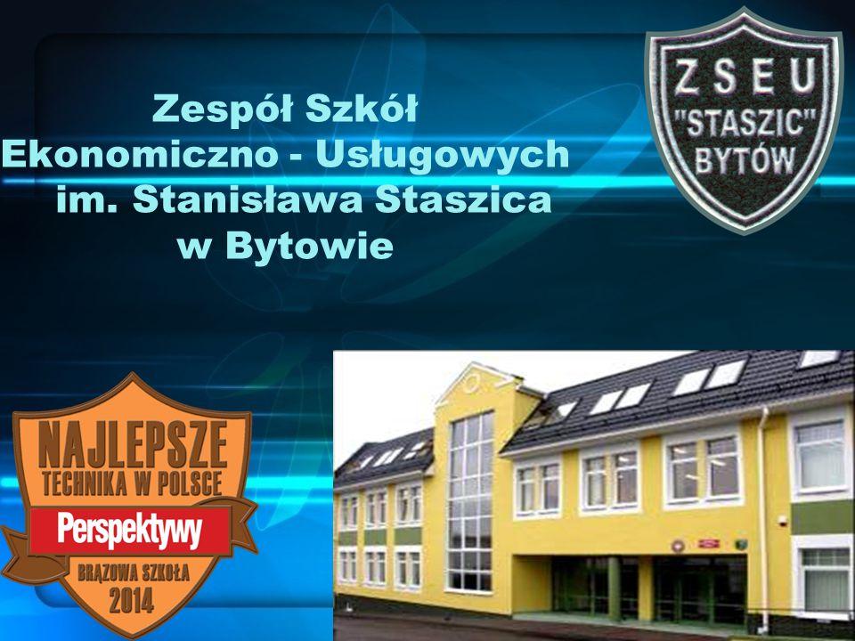 Zespół Szkół Ekonomiczno - Usługowych im. Stanisława Staszica w Bytowie