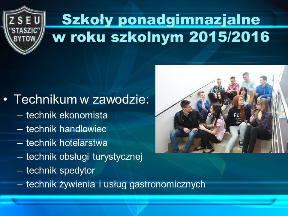 Szkoła realizuje ciekawe projekty, np. edukacji obywatelskiej, Warszawa 2014r.