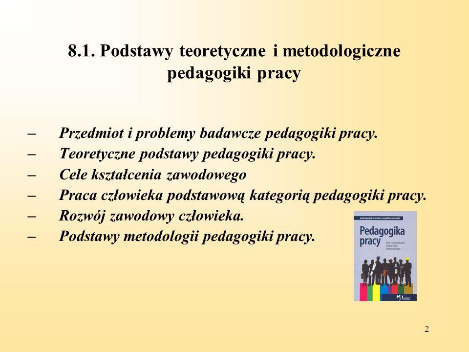 52 12a Do zadań Cedefop należą: zestawianie wybranej dokumentacji oraz analizowanie danych; przyczynianie się do rozwoju i koordynacji badań; wykorzystywanie i rozpowszechnianie informacji; promowanie jednakowego stanowiska odnośnie do kwestii związanych z edukacją i szkoleniami zawodowymi; organizowanie forum do dyskusji i wymiany pomysłów.