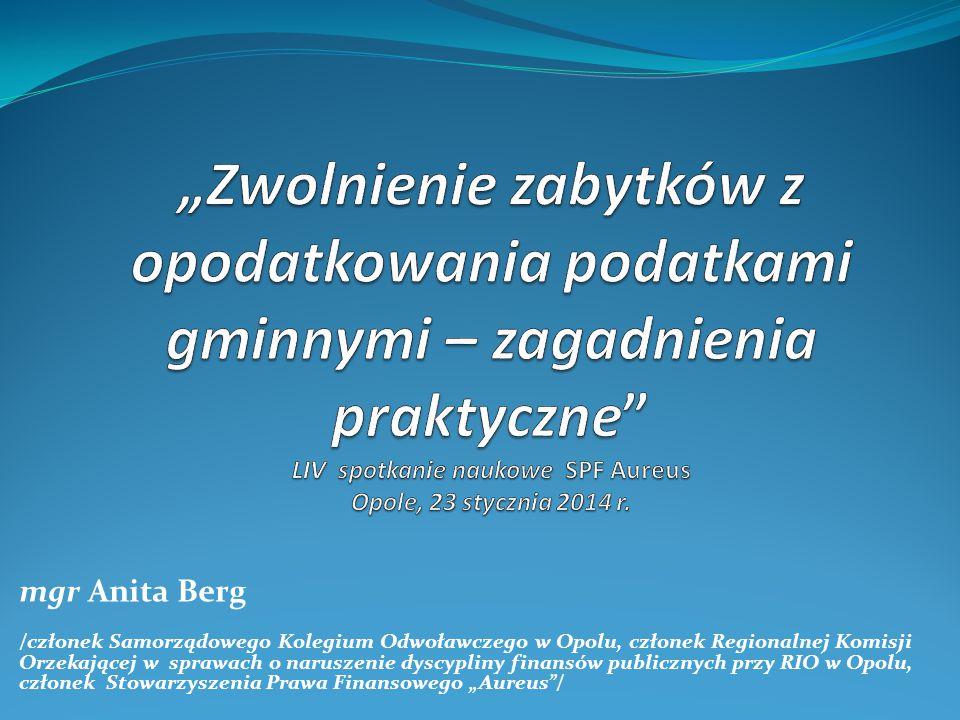 2 Dz.U.2010.95.613 ustawa z dnia 12 stycznia 1991 r.