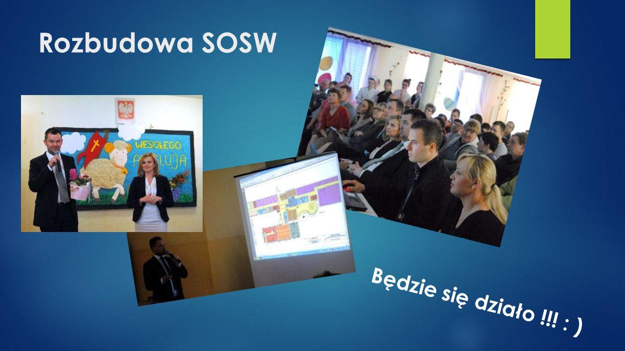 Rozbudowa SOSW Będzie się działo !!! : )