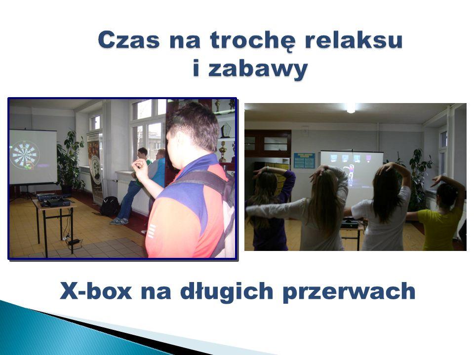 X-box na długich przerwach