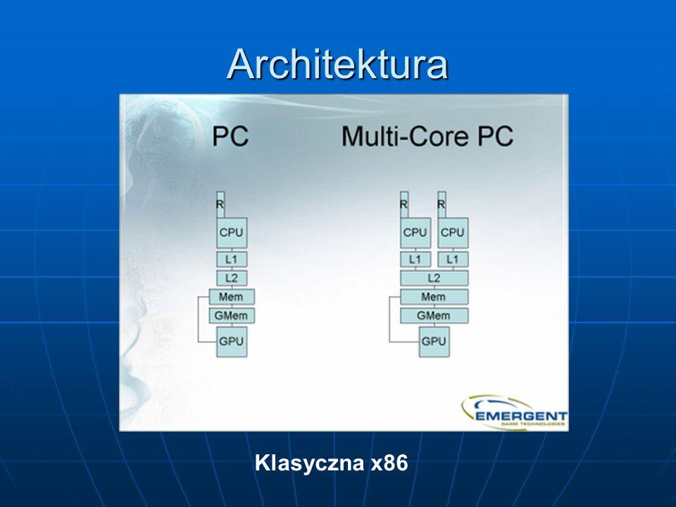 Obsługiwane rozdzielczości SD poprzez wyjścia analogowe SD poprzez wyjścia analogowe HD przy użyciu portu HDMI: HD przy użyciu portu HDMI: Renderowanie 3D – 720p/30 fpsRenderowanie 3D – 720p/30 fps Odtwarzanie multimediów – 1080pOdtwarzanie multimediów – 1080p Środowisko graficzne:Środowisko graficzne: XMB (PS3) – 1080p XMB (PS3) – 1080p Dashboard- (Xbox 360) – 720p Dashboard- (Xbox 360) – 720p