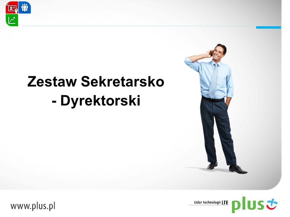 Zestaw Sekretarsko - Dyrektorski
