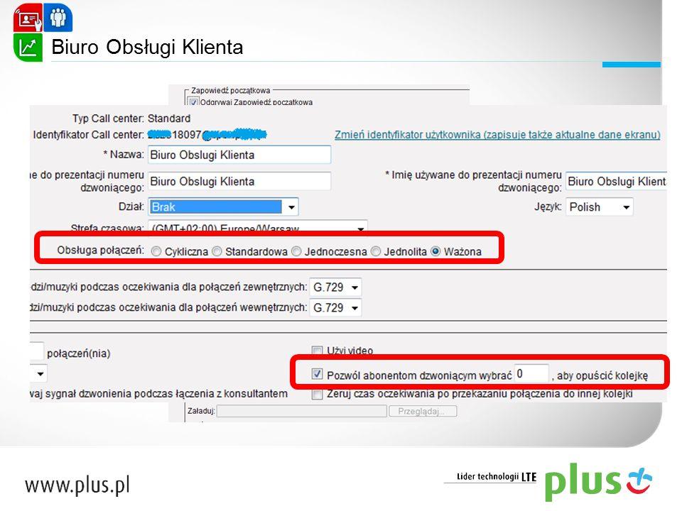 Biuro Obsługi Klienta Samodzielnie przez stronę www …