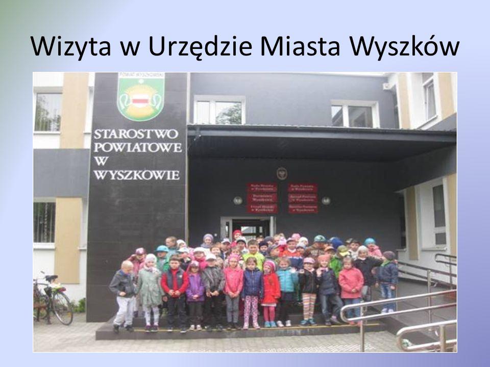 Wizyta w Urzędzie Miasta Wyszków