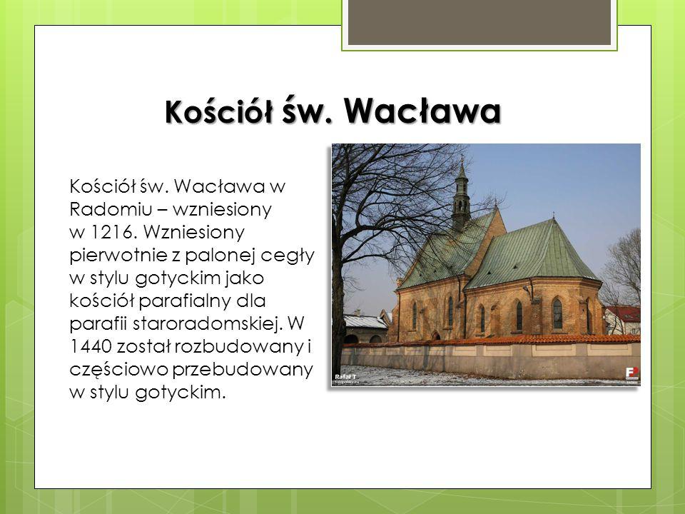 Brama Krakowska Brama Krakowska wybudowana w drugiej połowie XIV wieku zamykała mury miejskie. Z niej opuszczano most nad fosą. Podobnie jak dwie pozo