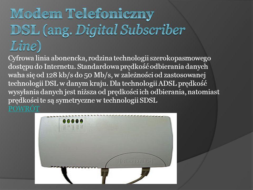 Wi-Fi – potoczne określenie zestawu standardów stworzonych do budowy bezprzewodowych sieci komputerowych.